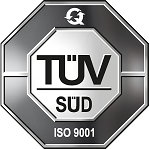tüv iso certificate symbol