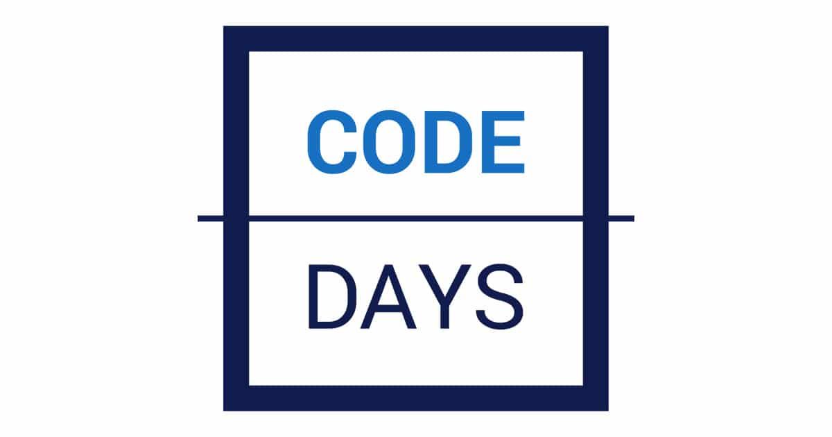 Bild_Events_CodeDays_2018
