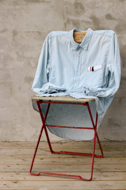 Auf Kleidung auch in remote Meetings achten